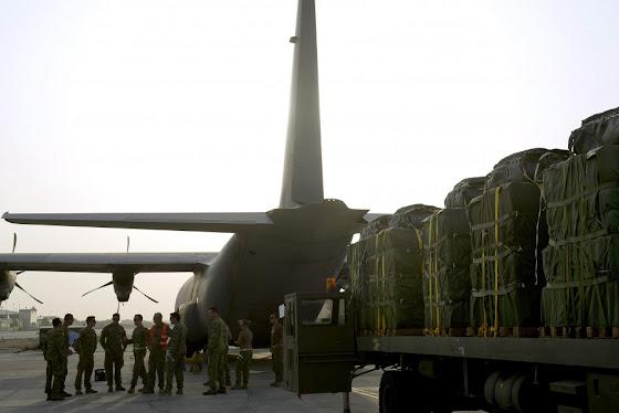 Royal Australian Air Force C-130J Hercules