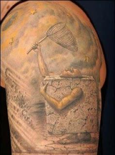 dicas de Tatuagem em 3D