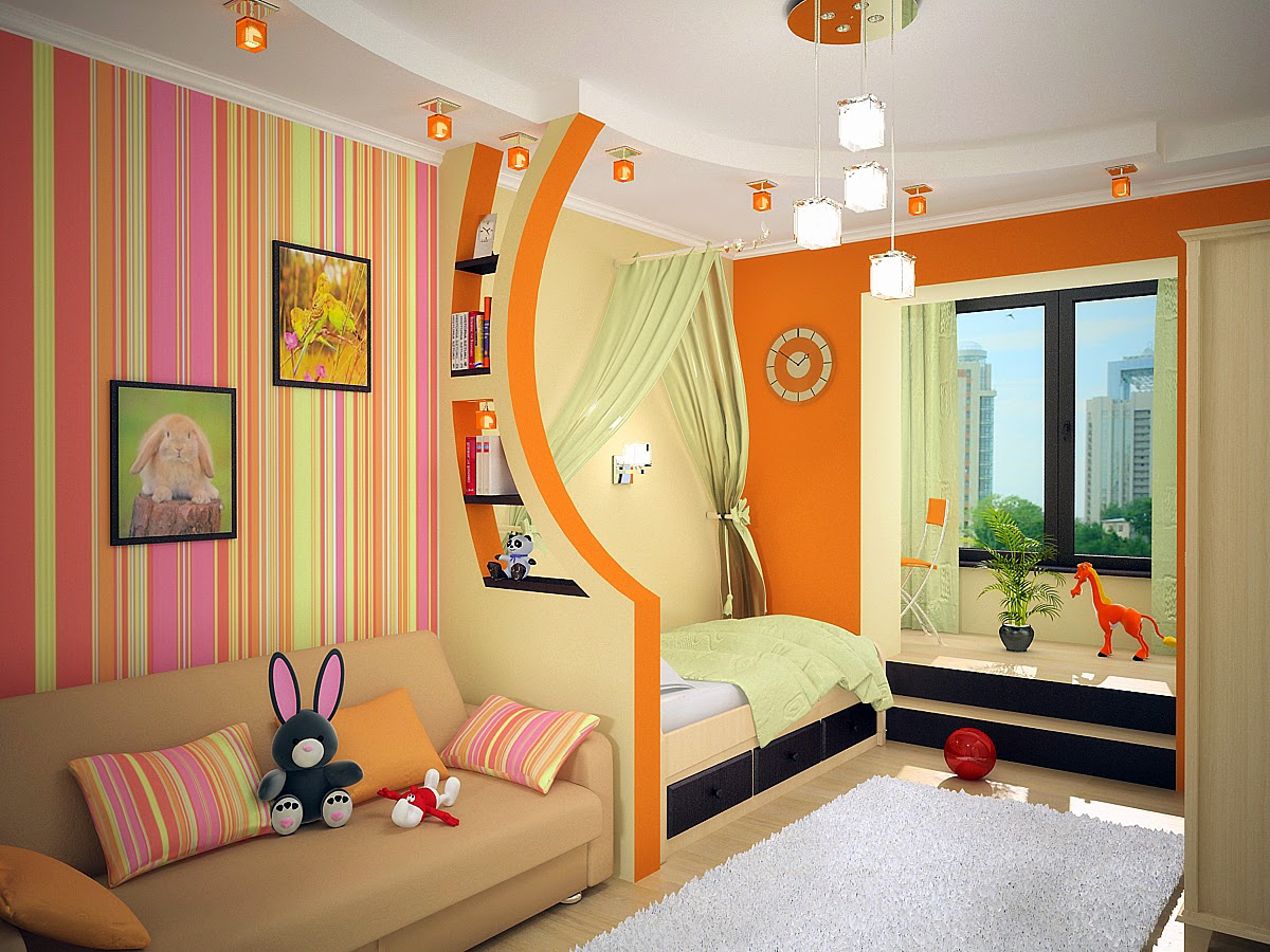 10 kids room ideas for a boy and a girl