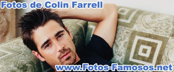 Fotos de Colin Farrell