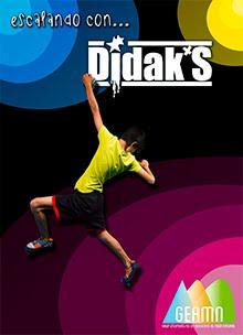 ESCALANDO CON DIDAK'S