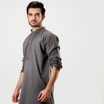 Eid Kurta Designs 2014 For Men - Eid 2014