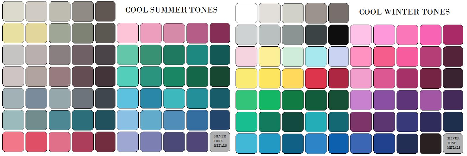 True Summer Color Palette 28 Images Best 25 Summer