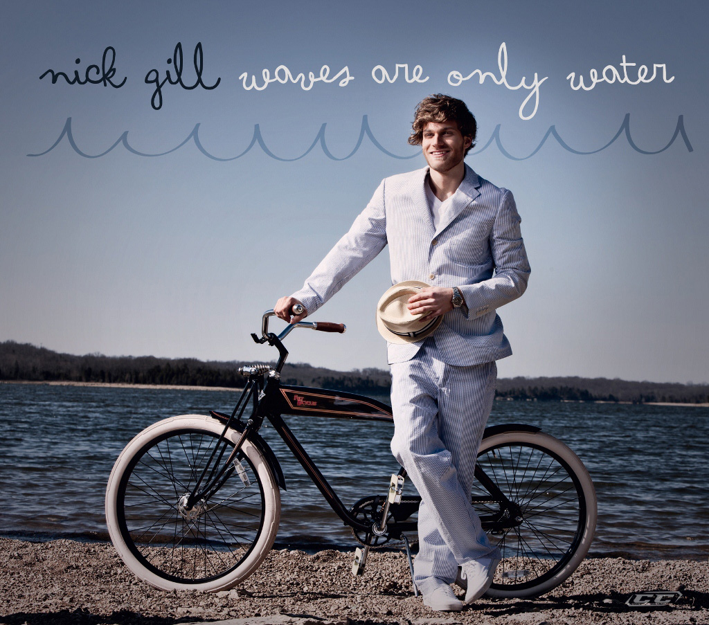 Nick Gill - Waves Are Only Water 2012 English Christian Album Download