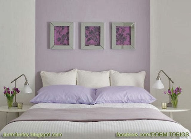 Los colores que sugieren los cromoterapeutas son el violeta y el rosa para favorecer el sue o - Colores relajantes para dormitorio ...
