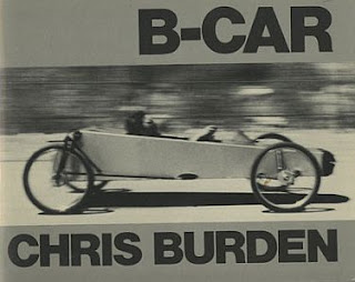 Chris Burden: B-Car
