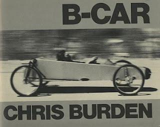 Chris Burden: B-Car