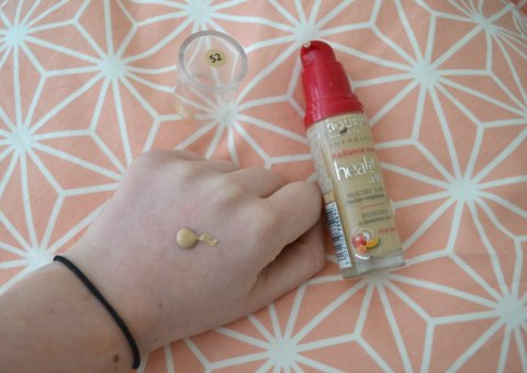 Bourjois Radiance Reveal Healthy Mix Foundation