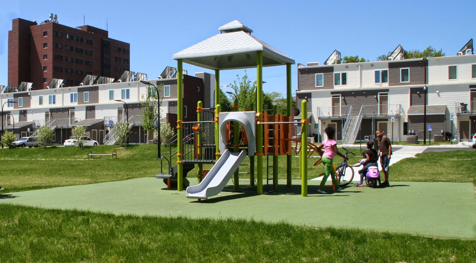 Philadelphia Housing Authority Wins Award For Green Norris Apartments  Housing