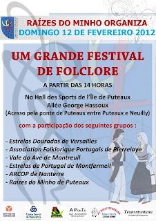 Festival folklorique de Puteaux