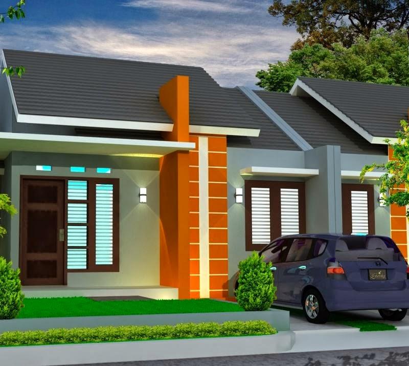 foto model rumah minimalis sederhana populer 1 lantai