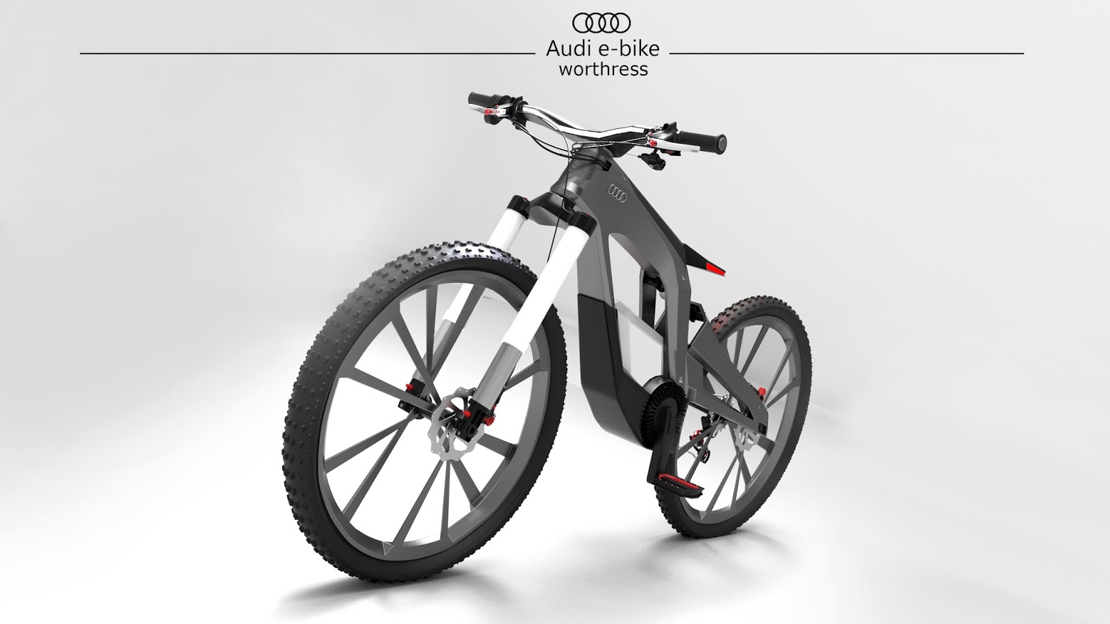 3d models audi e bike model. Black Bedroom Furniture Sets. Home Design Ideas