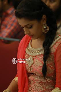 Jewel Mary latest photos from Pathemari audio launch