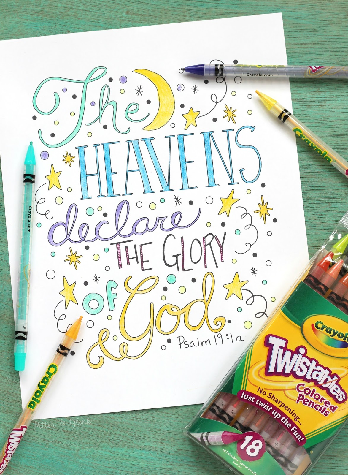 """PitterAndGlink: Free Hand-Lettered """"Cultivate Inner Beauty ..."""