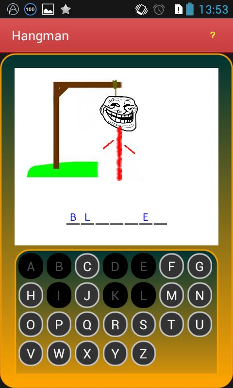 Tutorial membuat game hangman dengan Eclipse Part 2 # ...
