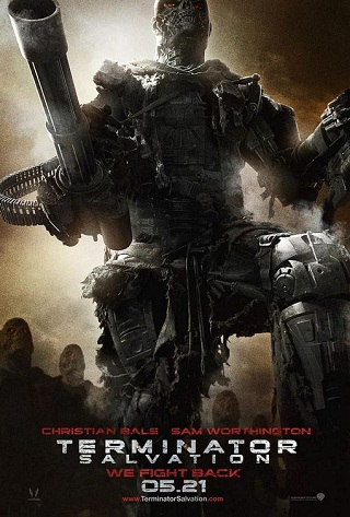 terminator salvation Terminator Salvation (2009) 720p BRRip DC 700MB