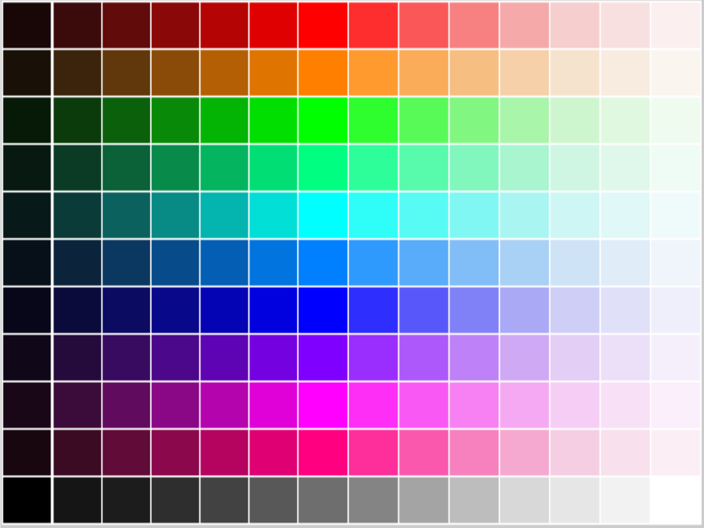 warna dan kode untuk aplikasi coreldraw rubby blog