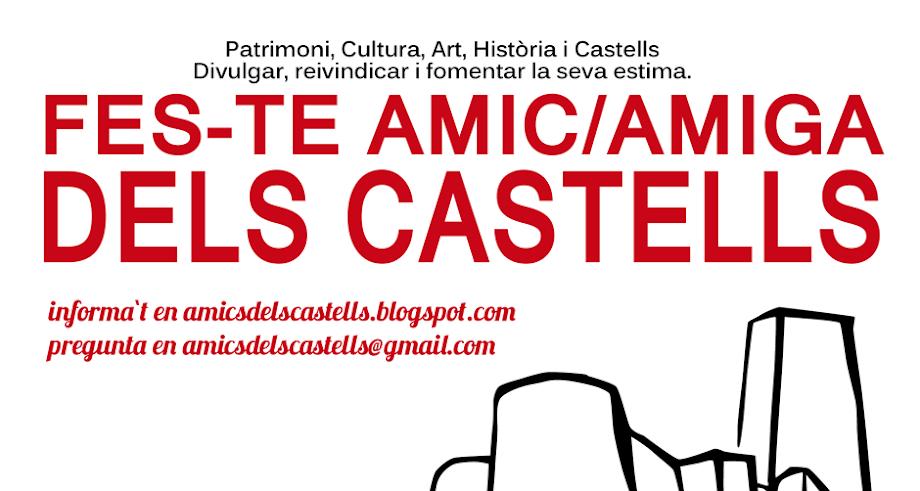 Amics        dels        Castells     i Nucli       Antic de Tortosa
