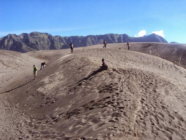 Gunung Bromo Pasir Berbisik