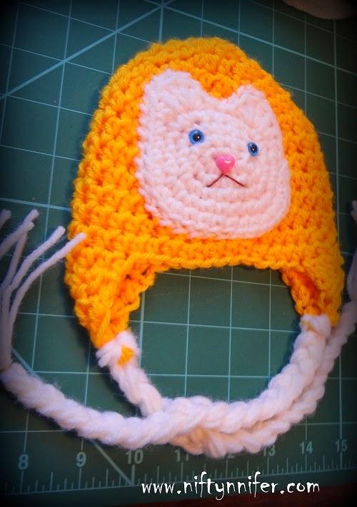 Kitty Cat Hat ~So cute
