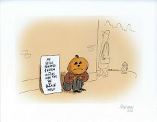 Buy a Mike Lynch Cartoon and Support the Cartoon Art Museum