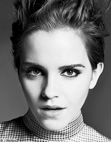 Emma Watson - Elle France Magazine (September 2011)