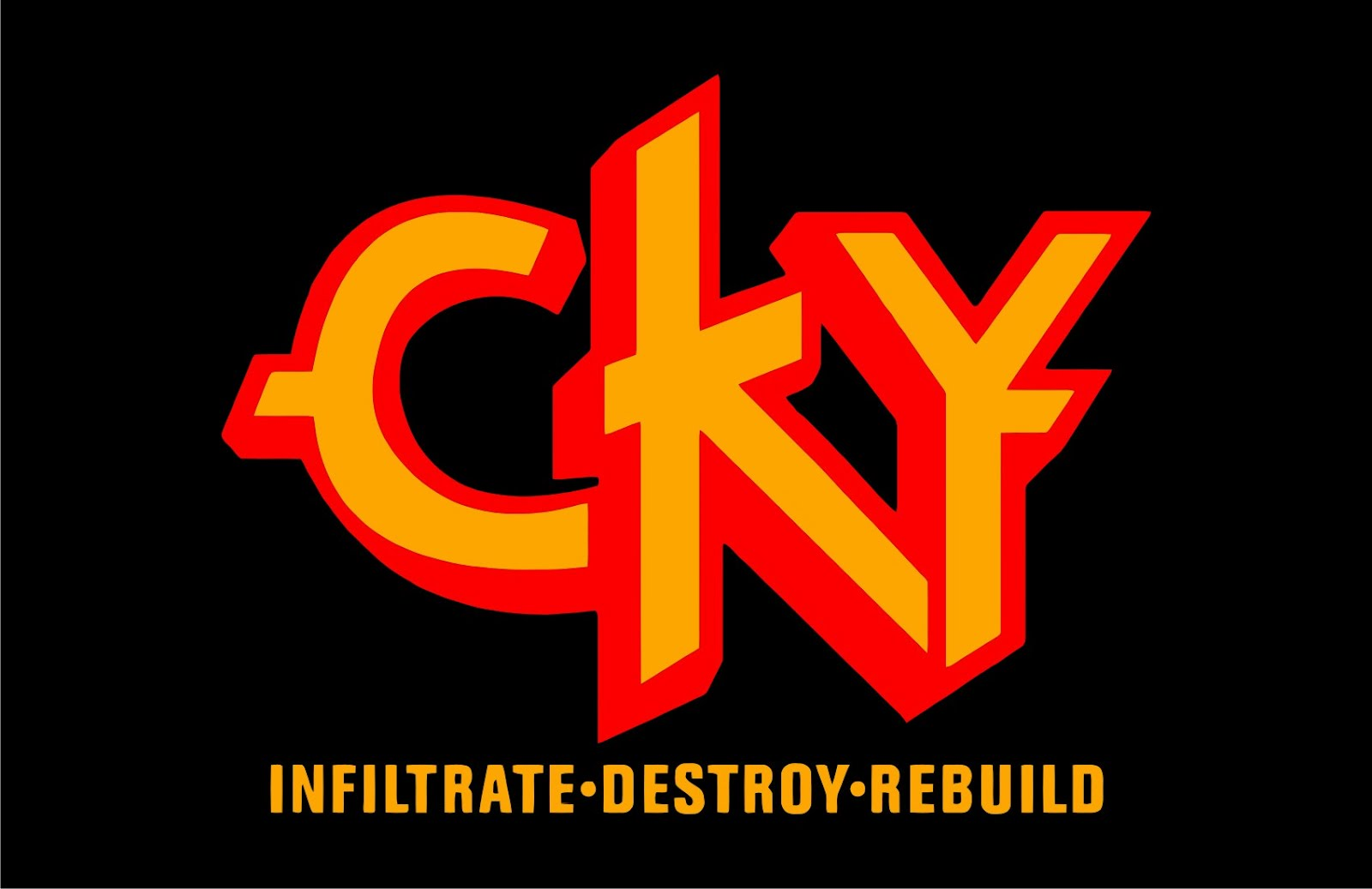 cky-infiltrate_destroy_rebuild_front_vector