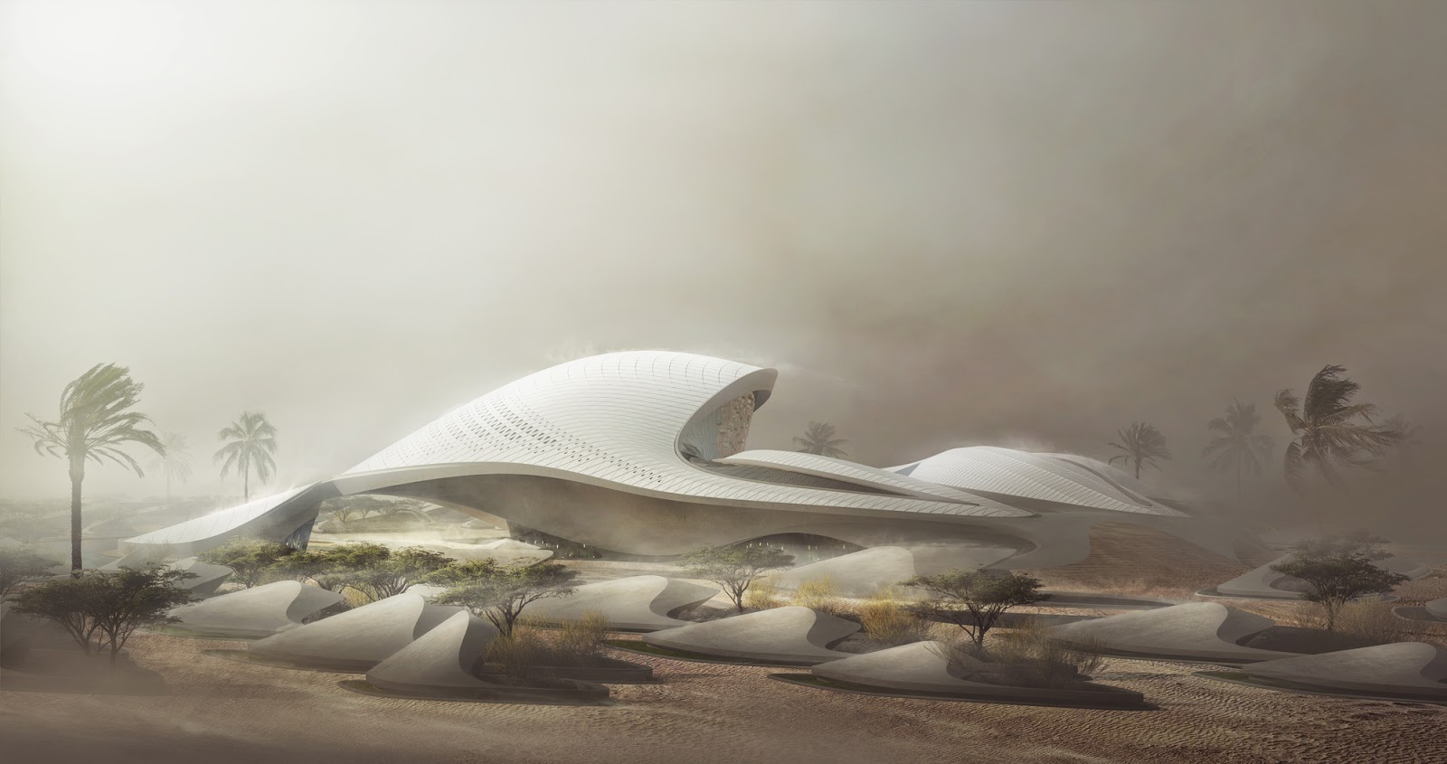 the bee 39 ah headquarters by zaha hadid inspirations area