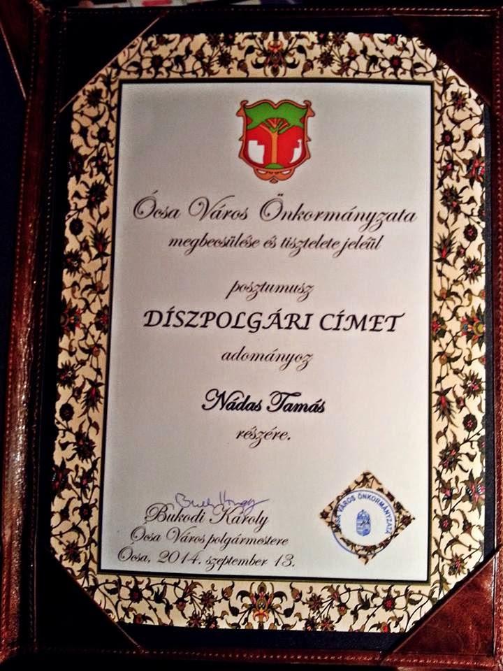 Posztumusz - polgárság