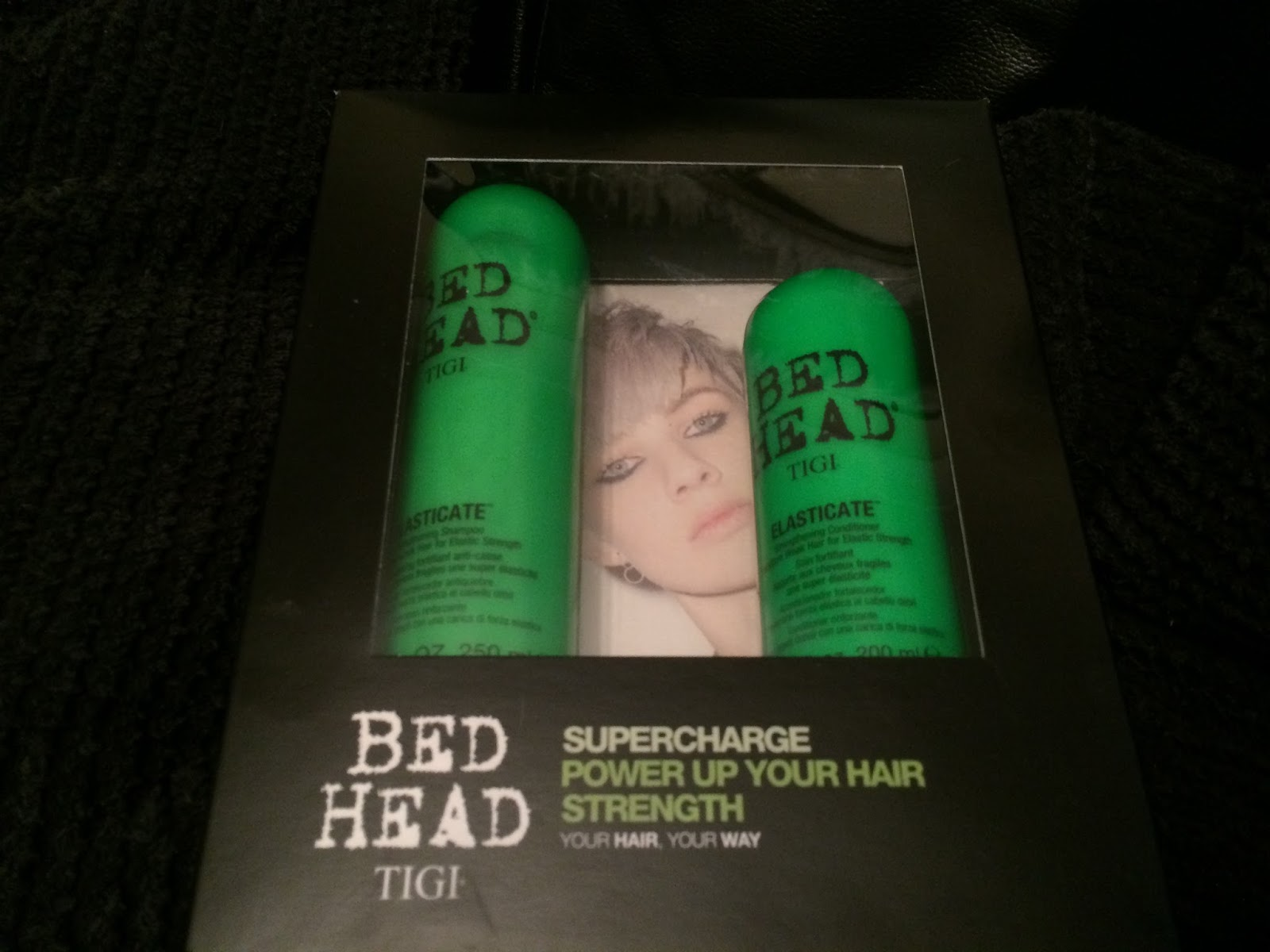 Tigi Bed Head Supercharge Set