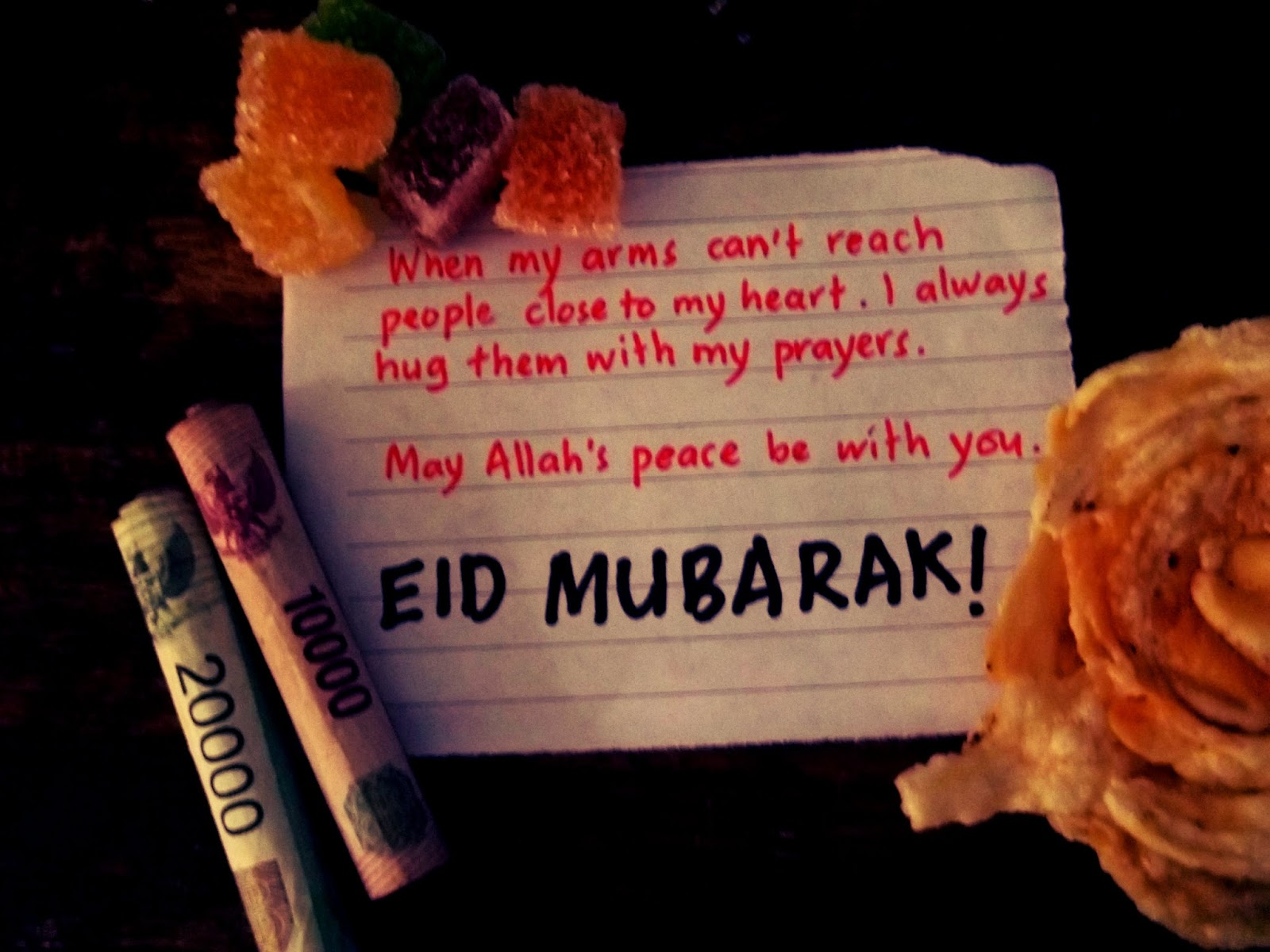 Latest and best eid mubarak greeting cards for eid mubarak 2016 best eid mubarak greeting cards kristyandbryce Image collections