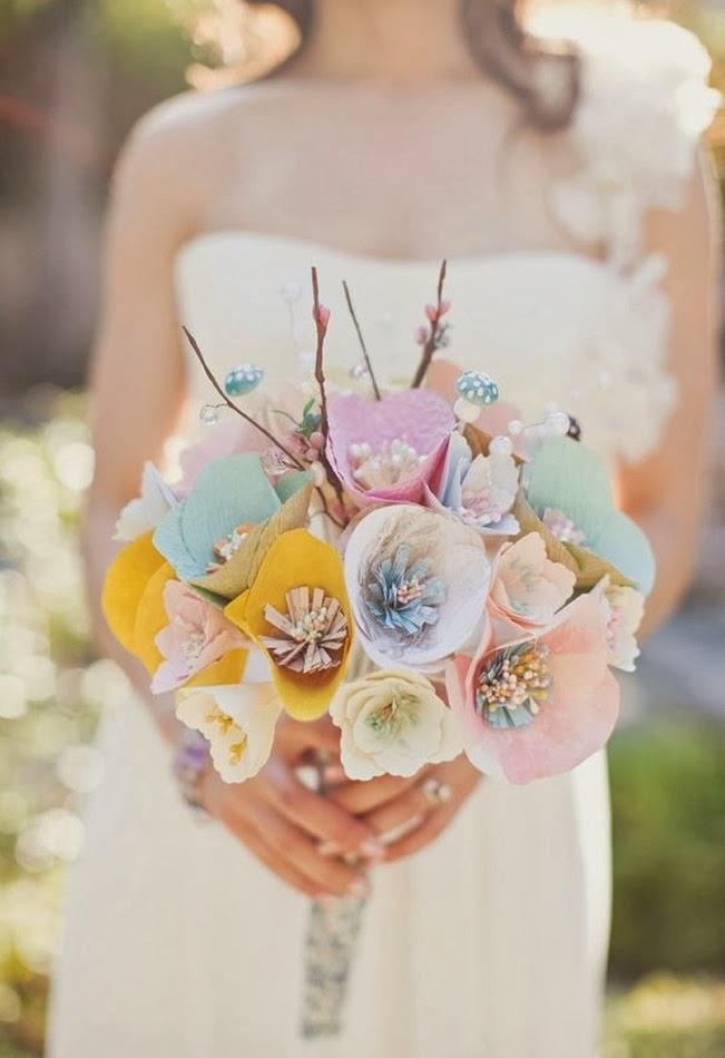 Memorable Wedding Paper Flower Weddings