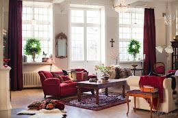 Camillas hem i strängnäs visas i Hus & Hem