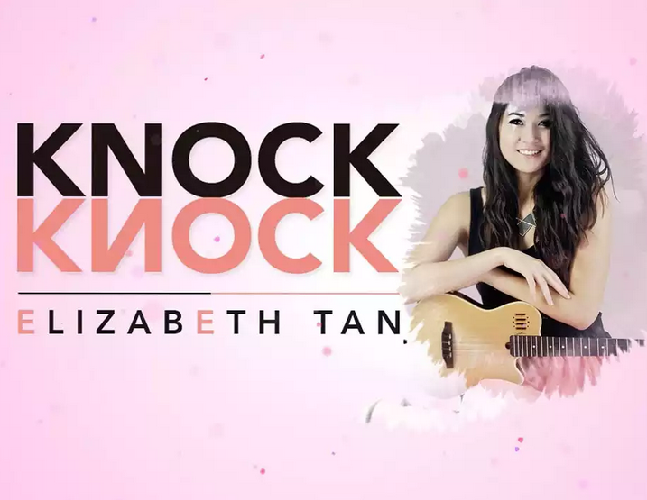 Knock Knock Elizabeth Tan