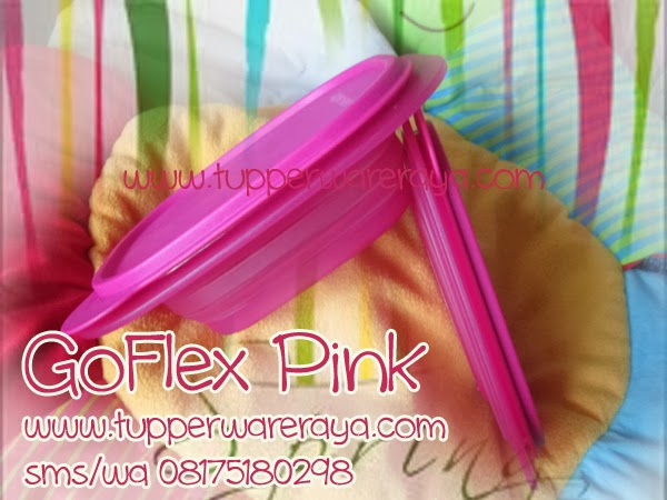 Go Flex Pink Spesial Collection