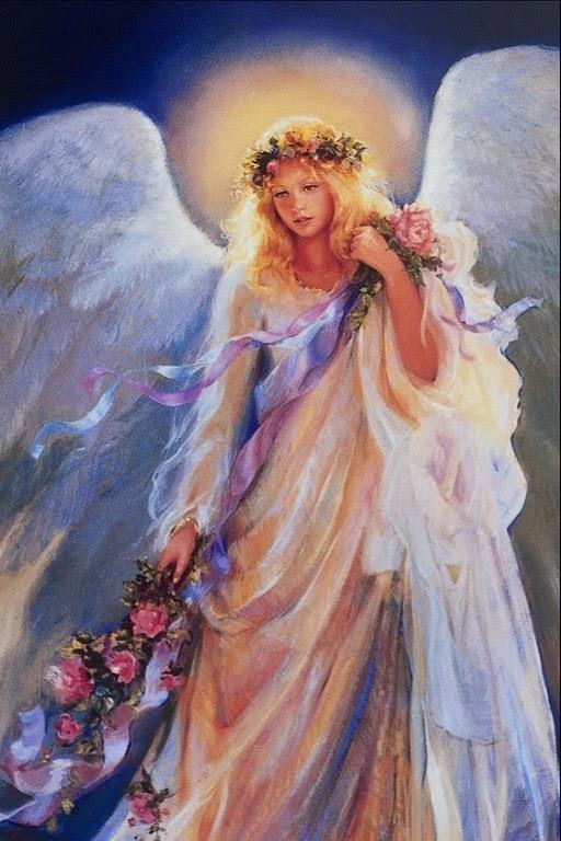 Солнечный Ангел - Луч Солнца-Истока Жизни - в тебе, во мне и в каждом!!!