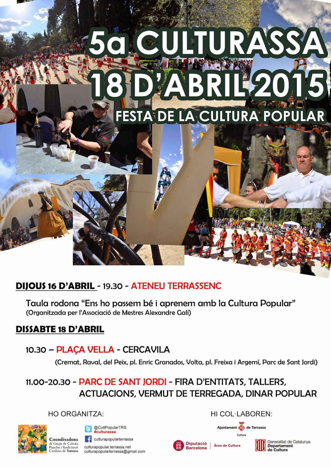 Culturassa 2015 Terrassa