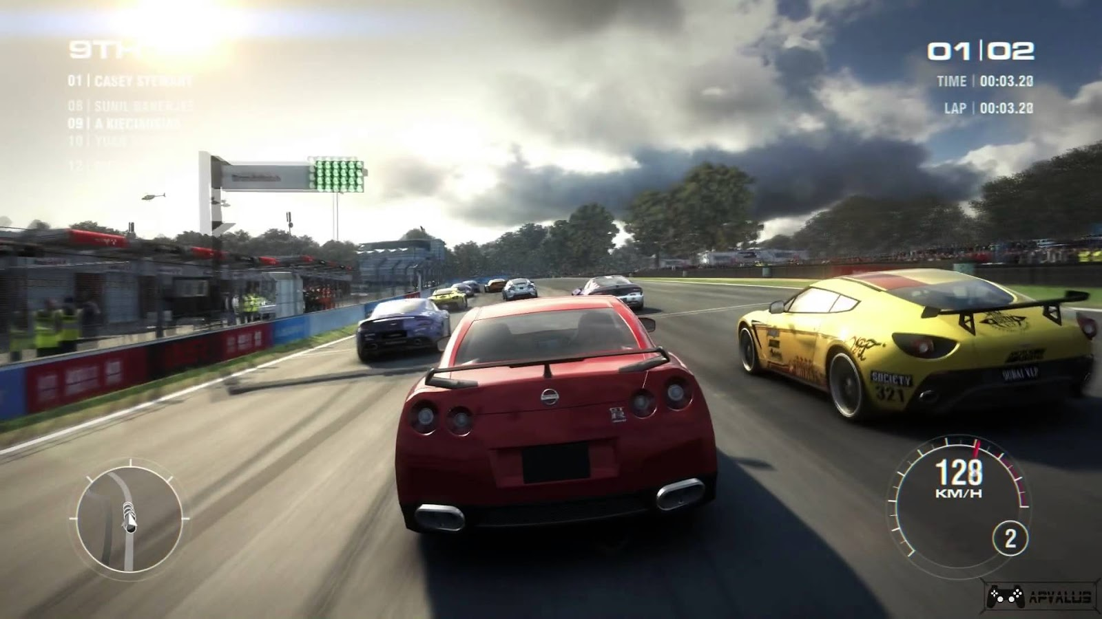 Overview of Grid Autosport