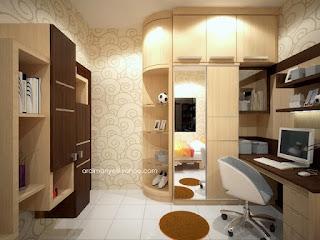 kamar anak lemari