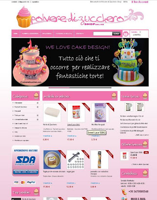 SHOP ON LINE!!  VISITA IL SITO E ACQUISTA SUBITO CIO&#39; CHE TI SERVE PER LA TUA PASSIONE! :)