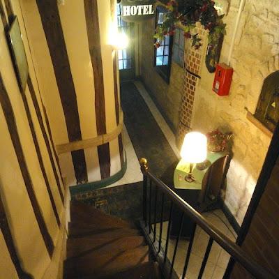 @Hotel Stella Parigi