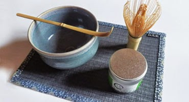 CEREMONIAL MATCHA & ACCESSORIES