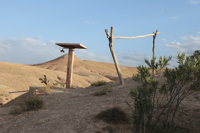 La Pause Eco-lodge Desert Oasis