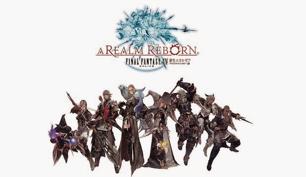 Fantasy XIV: A Realm Reborn