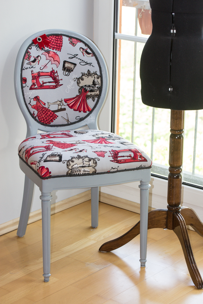 Stuhl Neu Polstern pearl s harbor alter stuhl in neuem kleid diy anleitung