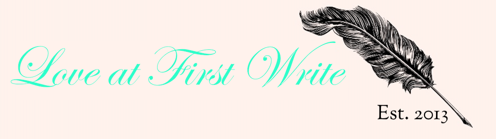 Love at First Write