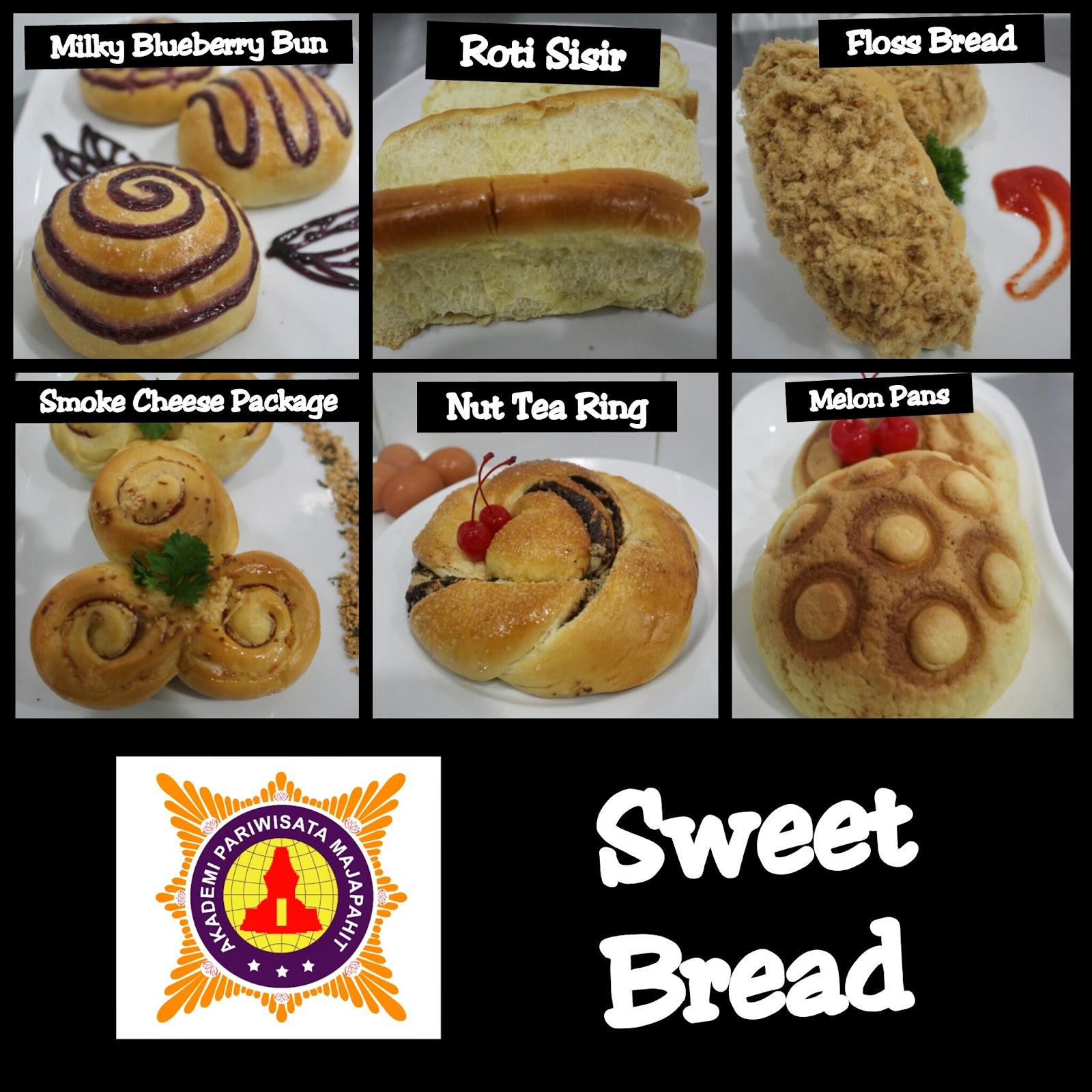 Antusias Mahasiswa Belajar Membuat Aneka 'Bread' Di