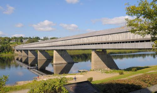 Maior ponte coberta do mundo