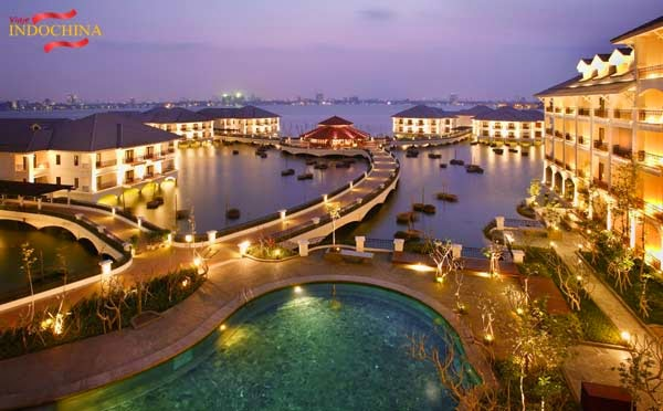 Hotel Intercontinental en Hanoi