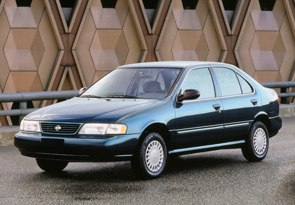 THE ULTIMATE CAR GUIDE: Nissan Sentra - Generation 4.1 ...